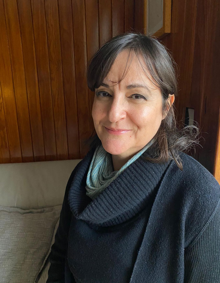 psicóloga Ana Gaspar
